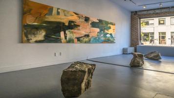 Marking Time; multi-media installation; Loop Gallery, Toronto