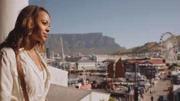 Victoria Pier, Cape Town; location