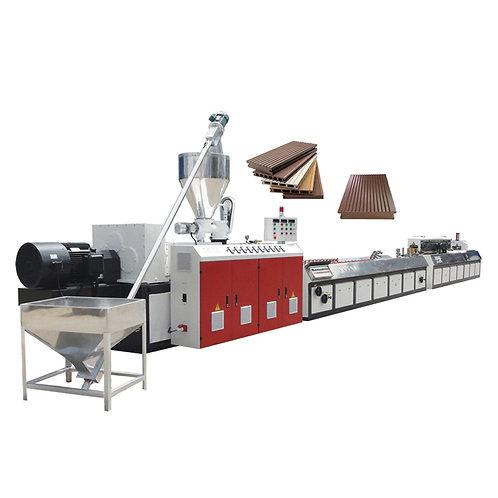 PVC / WPC plate production line