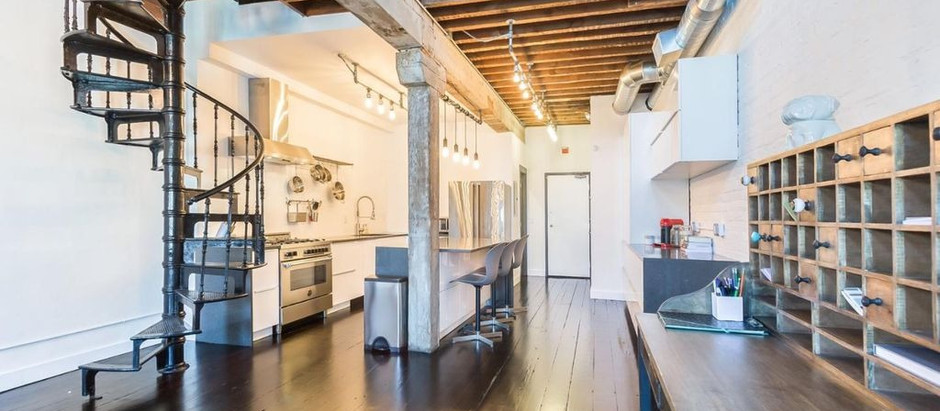 TOP 5 LOFT STYLE LISTINGS IN PHILLY