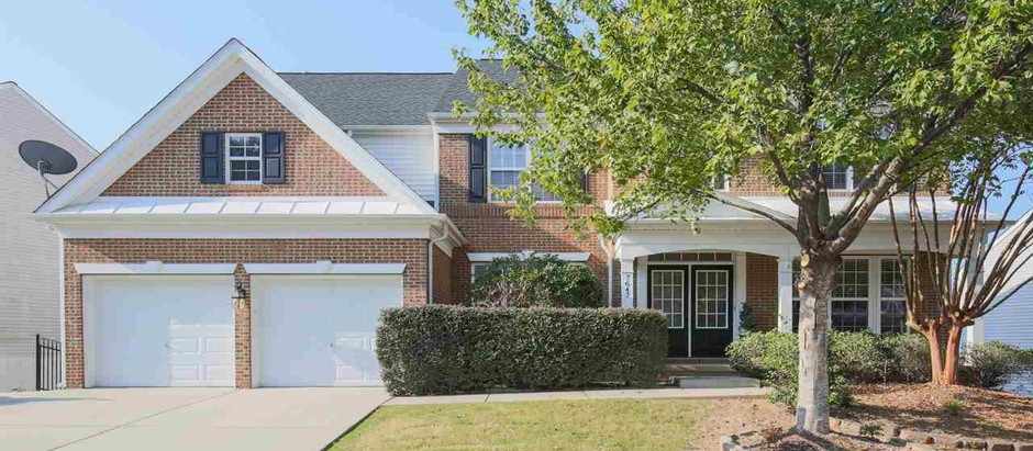 TOP 5 NEW LISTINGS IN NORTH RALEIGH UNDER $600K