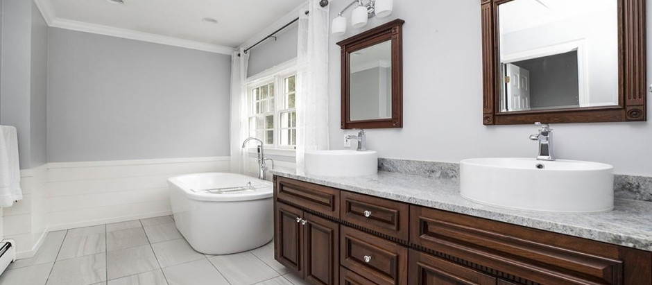 TOP 5 LISTINGS WITH AWESOME SPA BATHS