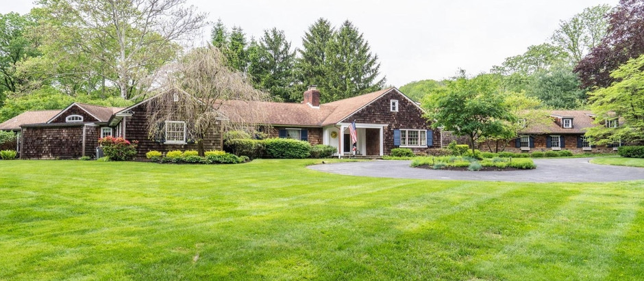 TOP 5 CAPE COD STYLE LISTINGS