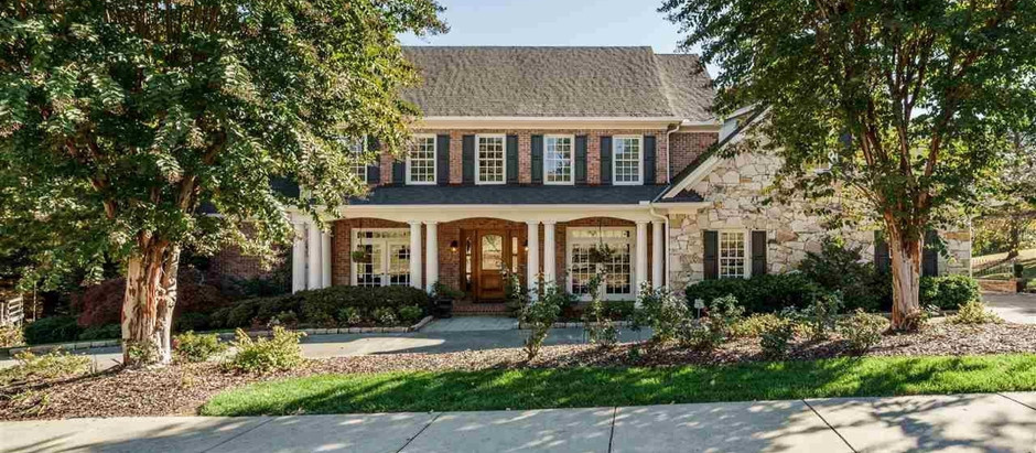 LUXURY HOMES IN NORTH RALEIGH