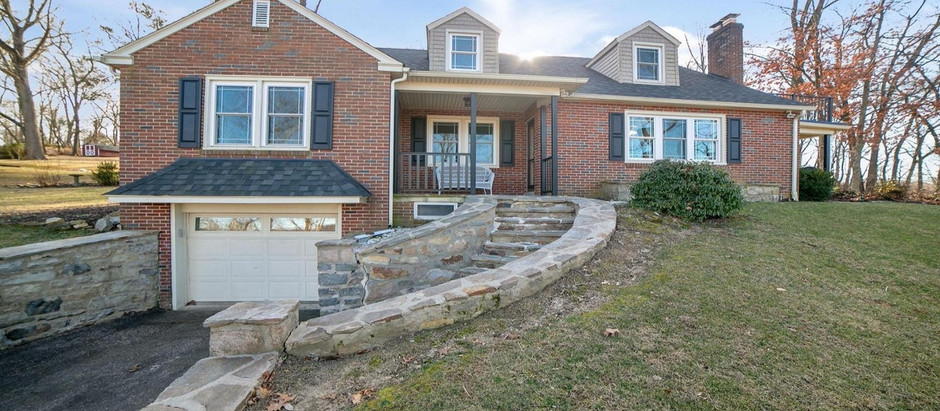 TOP 5 COATESVILLE HOMES WITH BASEMENTS