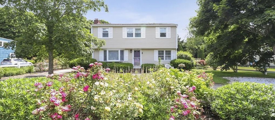 TOP 5 FALMOUTH LISTINGS NEW TO THE MARKET
