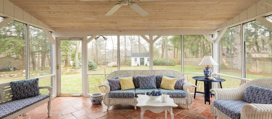 TOP 5 LISTINGS WITH SCREENED PORCHES