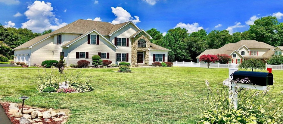 TOP 5 HOMES LISTED IN WESTERN SUSSEX COUNTY