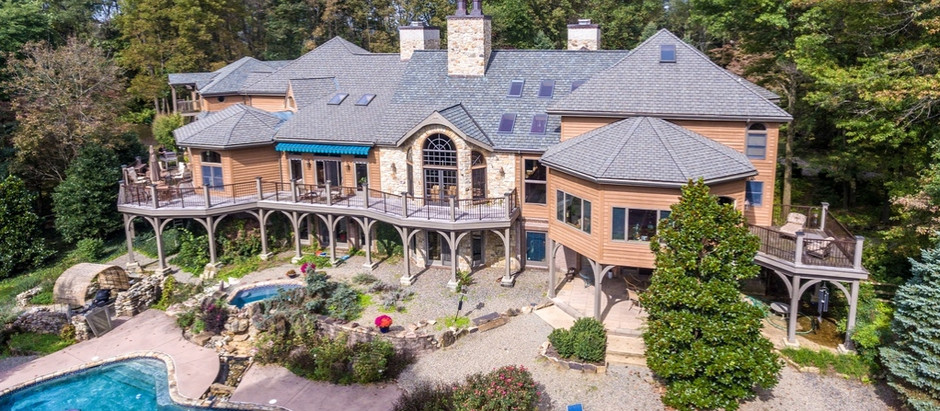 TOP 5 HOMES IN CHESTER SPRINGS FEATURING POOLS