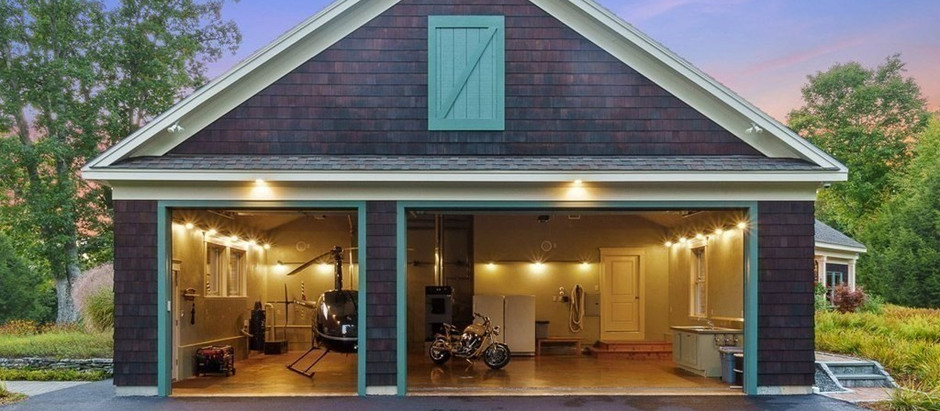 TOP 5 INCREDIBLE HOMES BUILT FOR THE CAR ENTHUSIAST