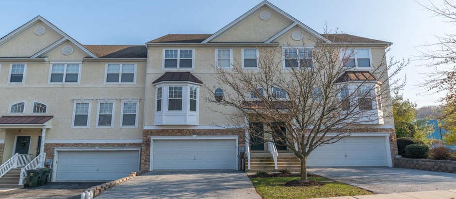TOP 5 TOWNHOMES LOCATED IN DOWNINGTOWN