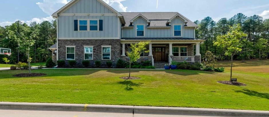 TOP 5 NEW LISTINGS IN CHATHAM COUNTY UNDER $1,000,000