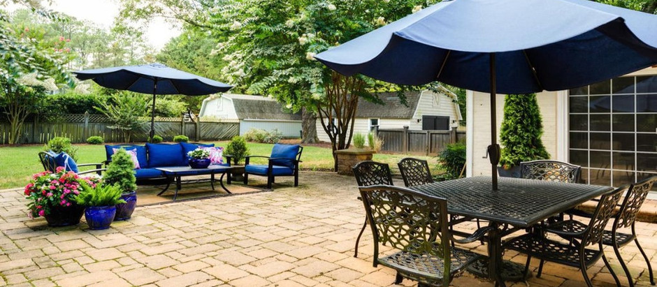 TOP 5 HOMES IN WICOMICO COUNTY WITH OUTDOOR LIVING