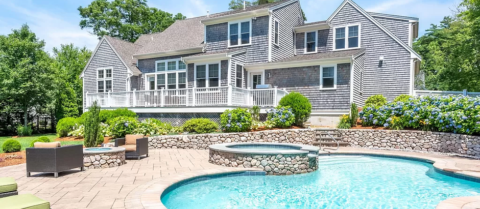 TOP 5 BARNSTABLE COUNTY LISTINGS WITH POOLS