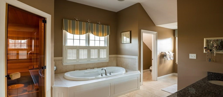 TOP 5 SOUTH SHORE LISTINGS WITH SPA LIKE MASTER BATHS