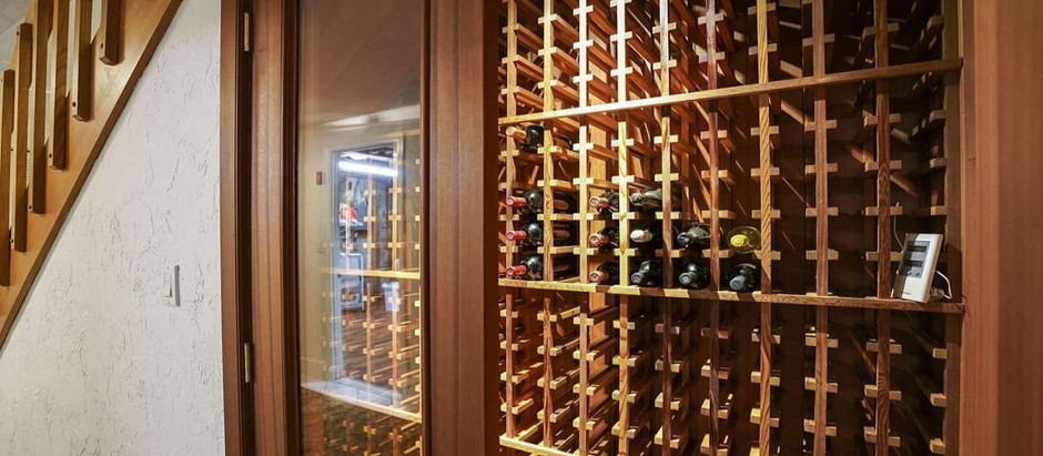 TOP 5 LISTINGS WITH A WINE CELLAR