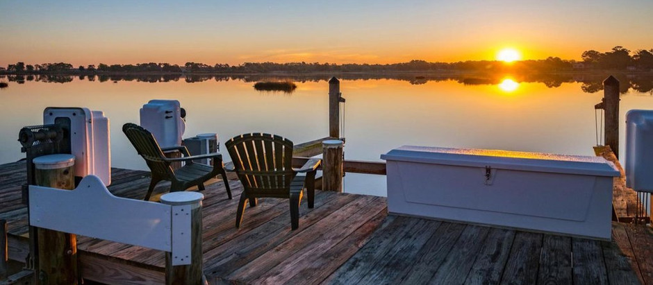 TOP 5 HOMES WITH BOAT DOCKS