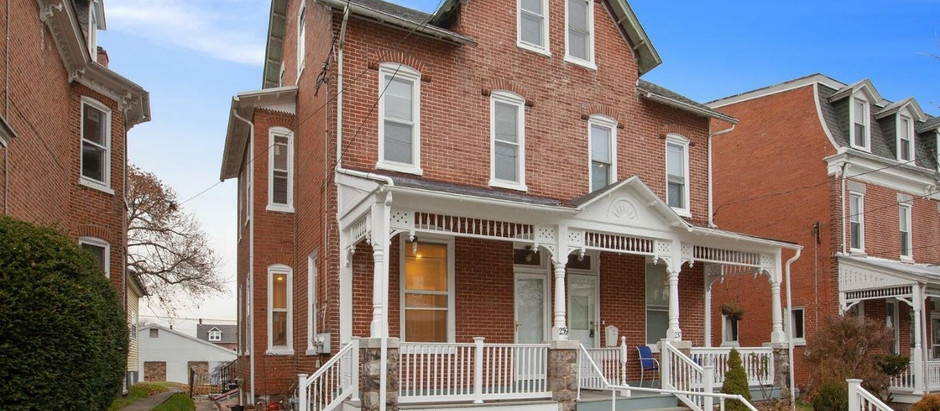TOP 5 HOMES WITHIN WALKING DISTANCE TO DOWNTOWN PHOENIXVILLE
