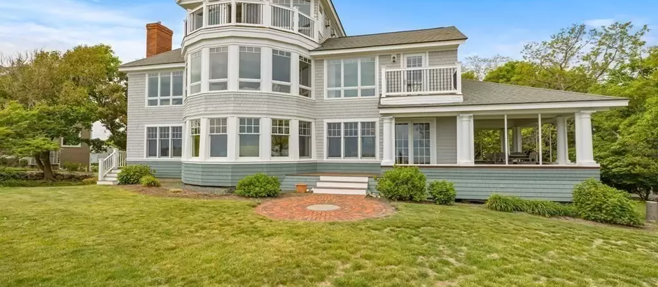 TOP 5 NEW SINGLE FAMILIES IN SCITUATE