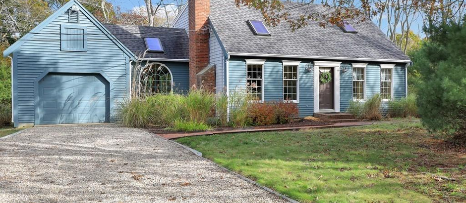 TOP 5 NEW SINGLE FAMILY LISTINGS IN EASTHAM