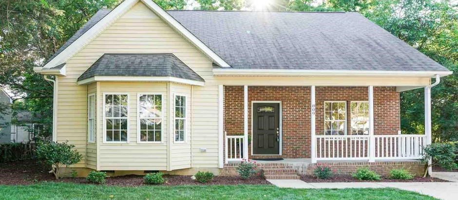 TOP 5 HOMES WITH FIRST FLOOR MASTER BEDROOM UNDER $400,000