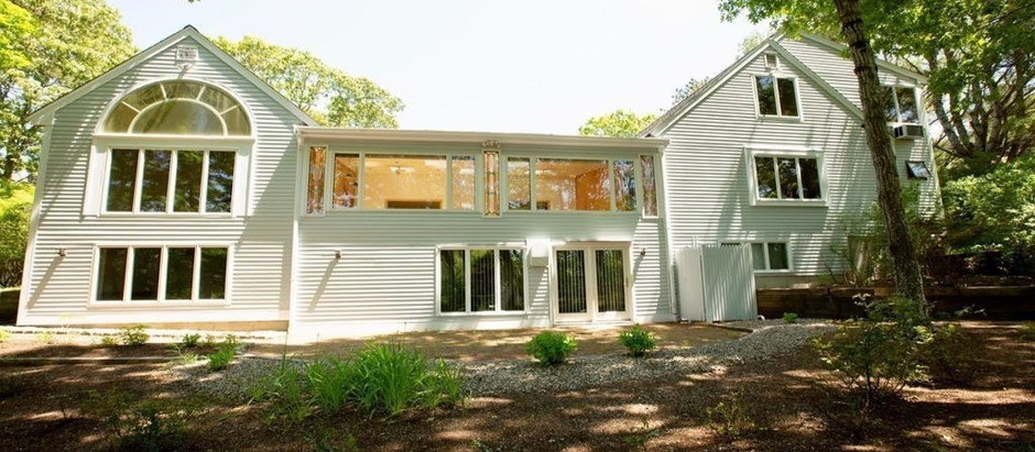 TOP 5 CAPE COD HOMES WITH IN-LAW APARTMENTS
