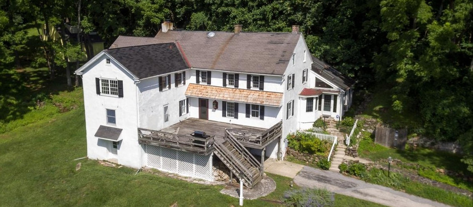 TOP 5 CHESTER COUNTY FARM HOUSES