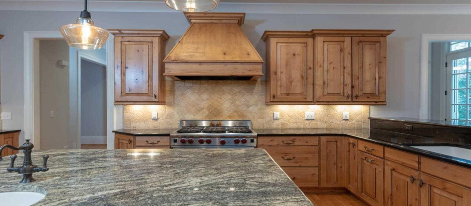 TOP 5 LISTINGS FEATURING GOURMET KITCHENS UNDER $1,000,000