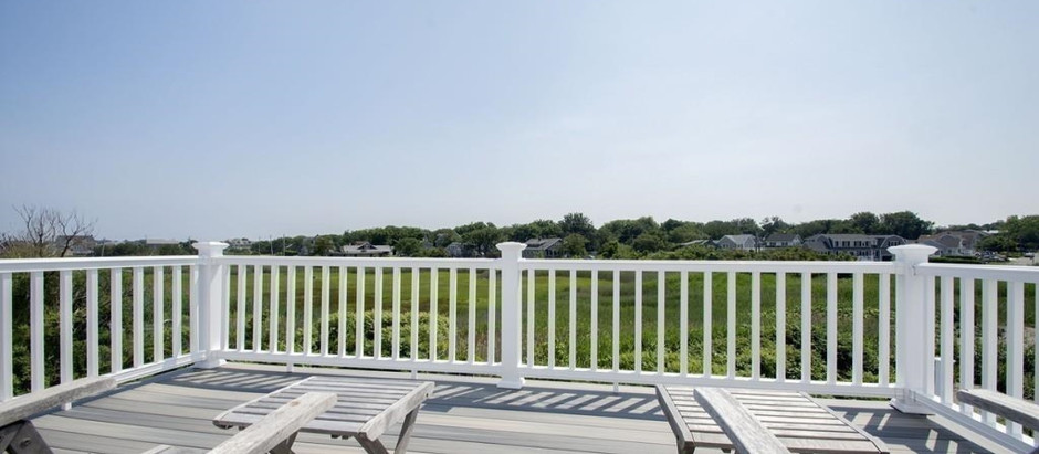 TOP 5 SOUTH SHORE HOMES WITH A WIDOW'S WALK