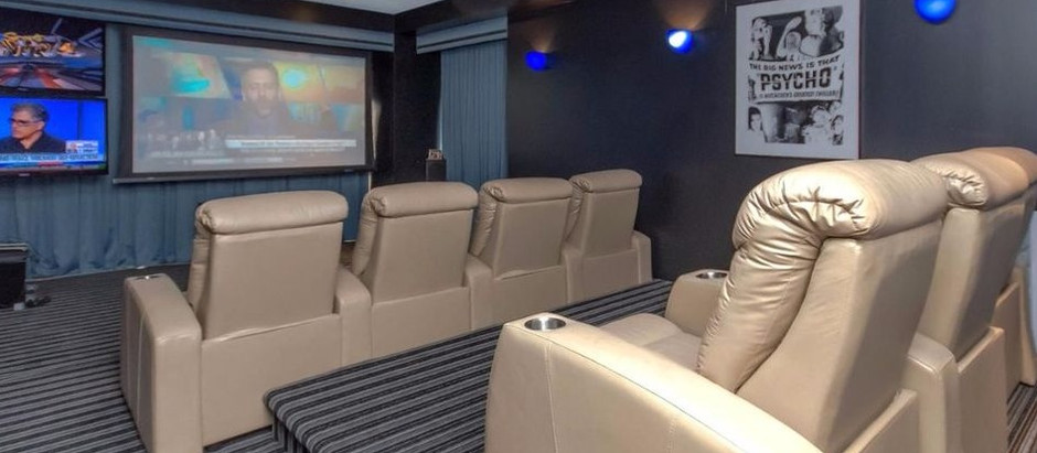 TOP 5 HOME THEATERS
