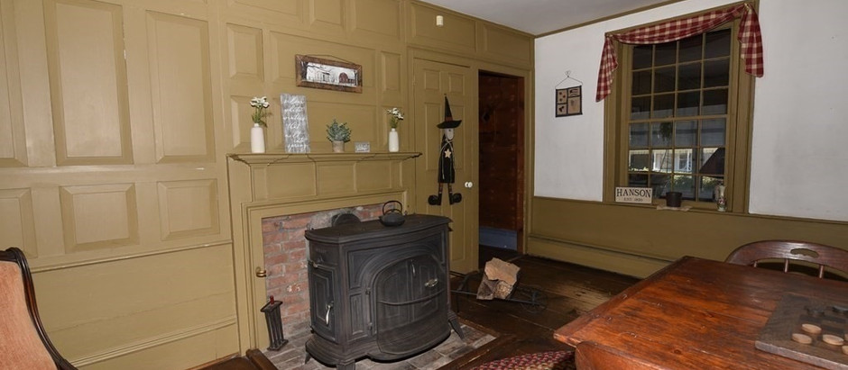 TOP 5 SOUTH SHORE LISTINGS WITH WOODSTOVES
