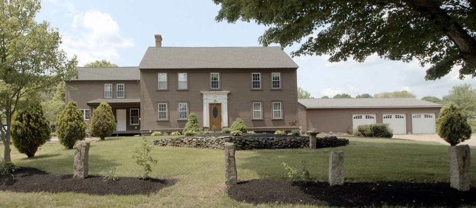 TOP 5 ANTIQUE HOMES OF NORFOLK COUNTY
