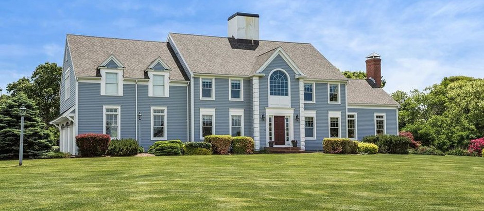 TOP 5 NEWEST LISTINGS IN BARNSTABLE COUNTY