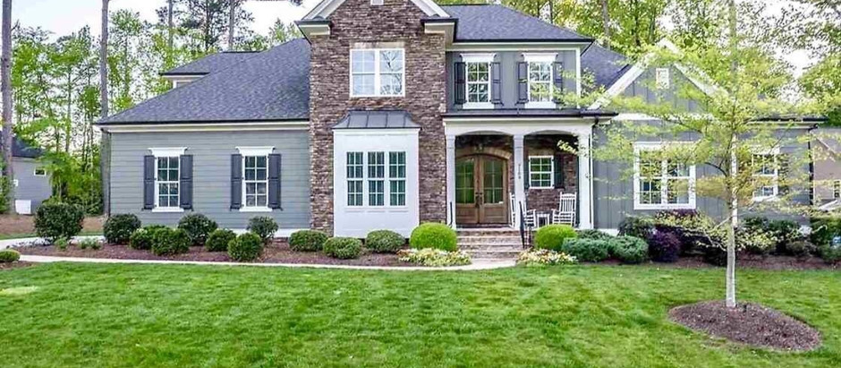 TOP 5 LISTINGS IN RALEIGH WITH ONE ACRE UNDER $700,000
