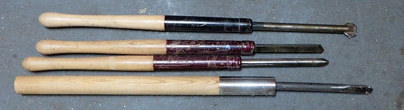 Metal Spinning Tools Set #2