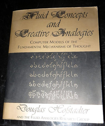 Fluid Concepts and Creative Analogies by Hofstadter
