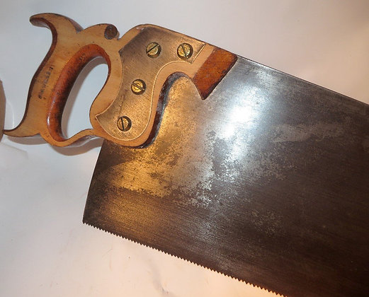 "Farmer's Own ""Van Ripper"" Hand Saw"