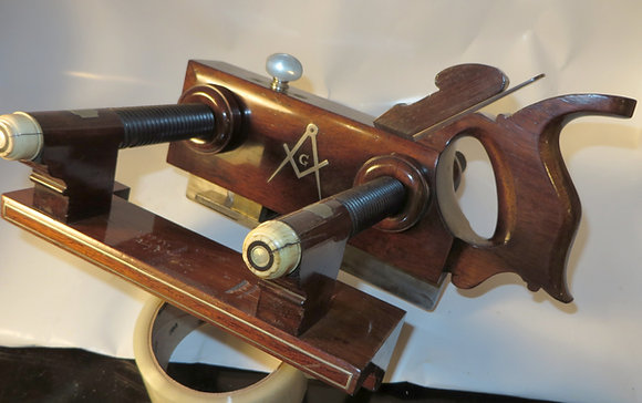 W. L. Epperson Masonic Plow Plane