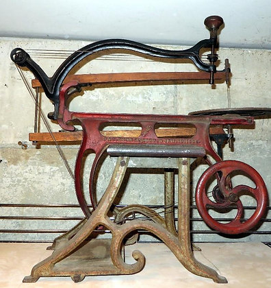 Unique Seneca Falls Scroll Saw/Drill Press