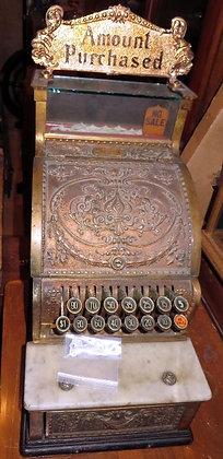 Unusual Small National Cash Register