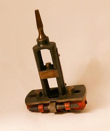 Goodall-Pratt Adjustable Dowel Maker