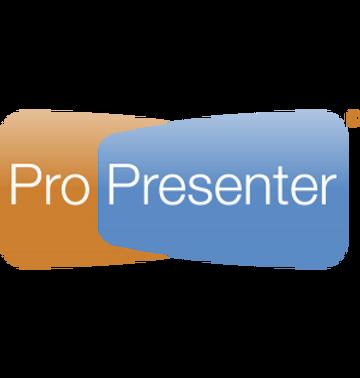 ProPresenter - Einzellizenz