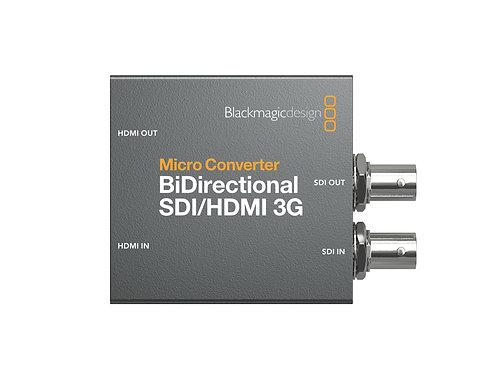 Blackmagic Design Micro Converter BiDirection. SDI/HDMI 3G ohne Netzteil