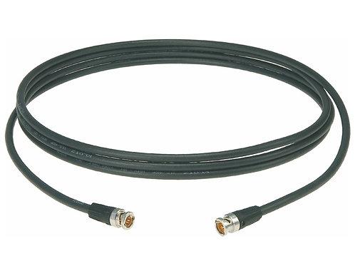 Klotz Video BNC-Kabel,0,5m -20m, für 3G-SDI / HD-SDI