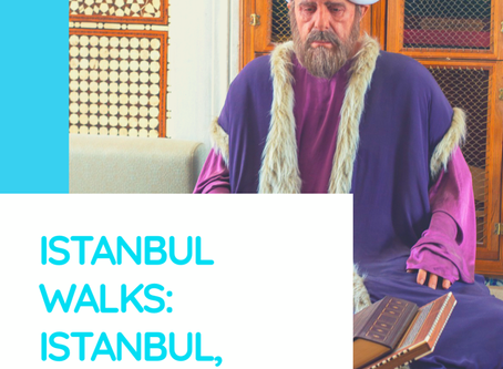 Istanbul Walks: Istanbul, Turkey Travel Guide