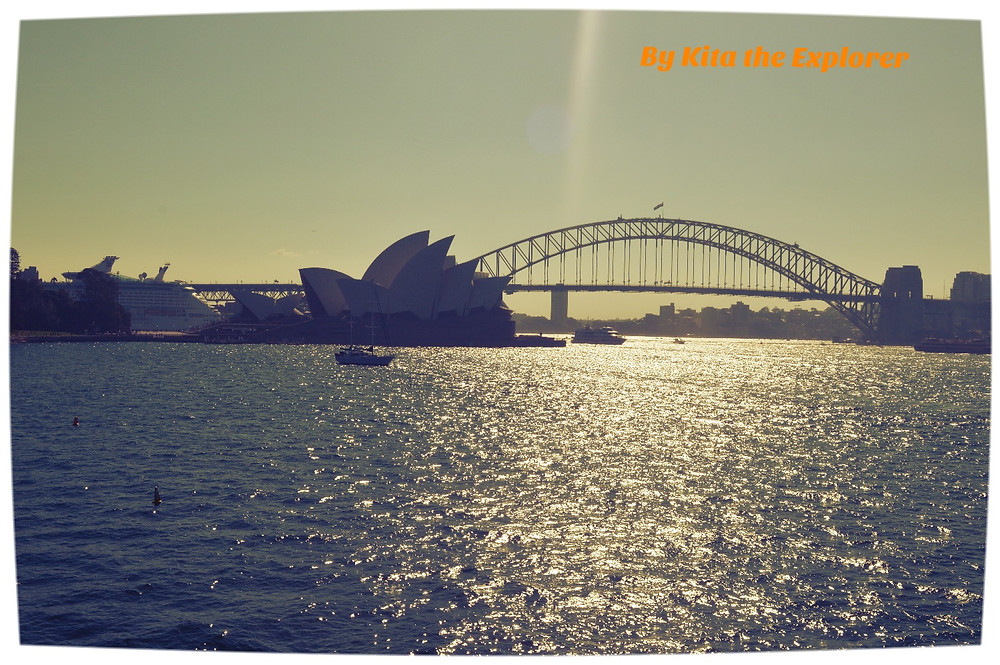 Picture of the Sydney Harbour by Kita the Explorer