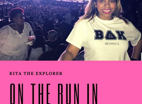 On the Run in Atlanta