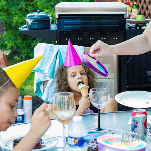 SOCIAL DISTANCING BIRTHDAY PARTY