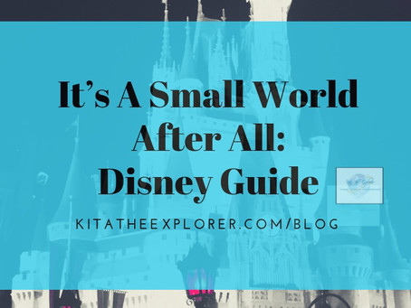It's A Small World After All: Disney Guide