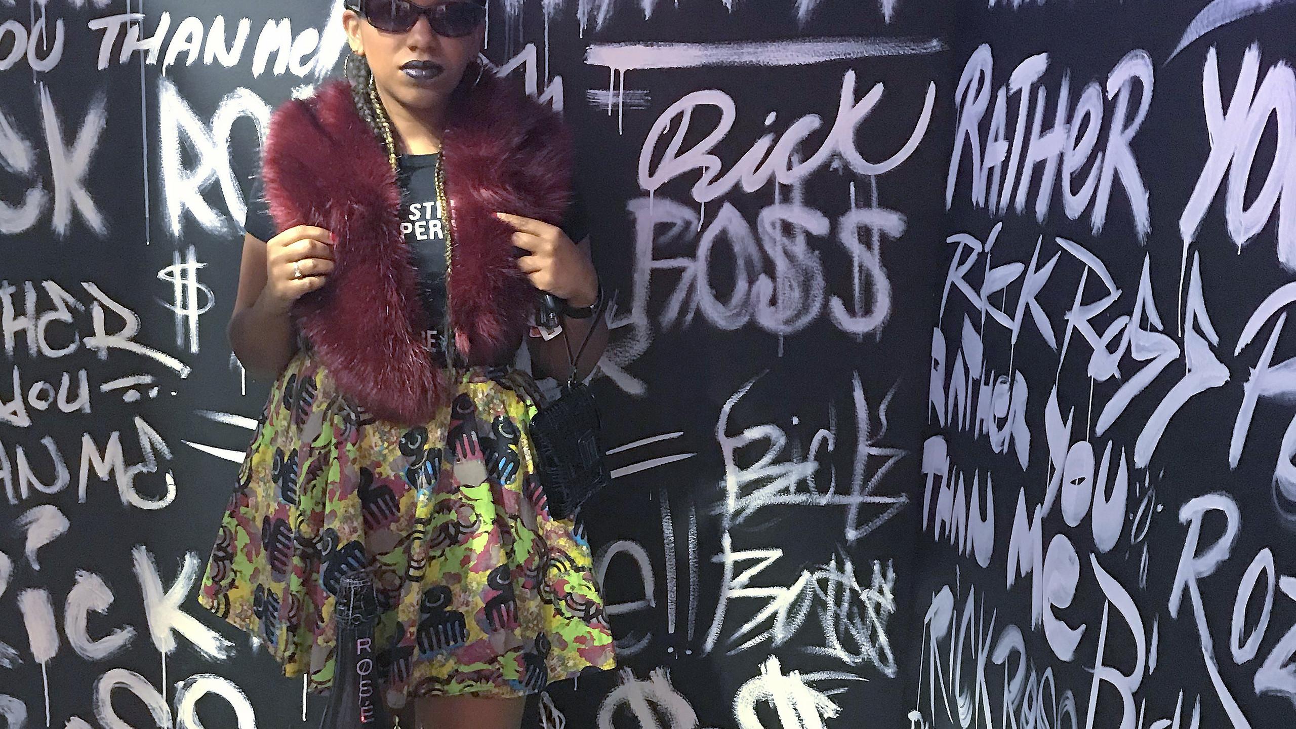 Rick Ross Room